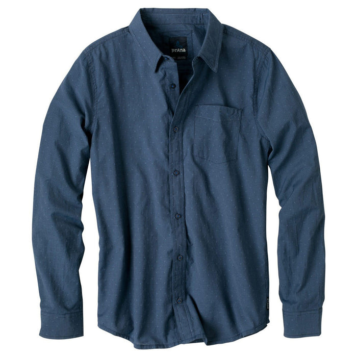 PRANA ODIN SLIM FIT MEN'S SHIRT
