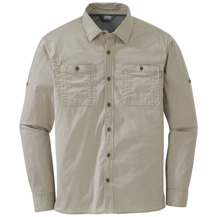 OUTDOOR RESEARCH ONWARD MEN'S LONG SLEEVED SHIRT