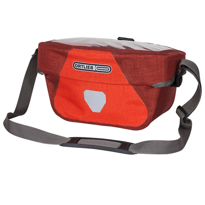 ORTLIEB ULTIMATE 6 S PLUS HANDLEBAR BAG RED/CHILI