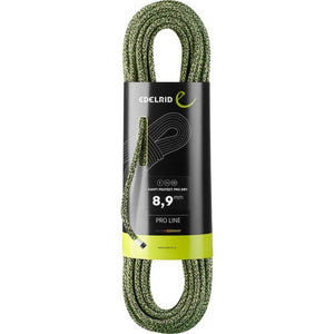 EDELRID SWIFT PROTECT PRO DRY 8.9MM x 60M Rope