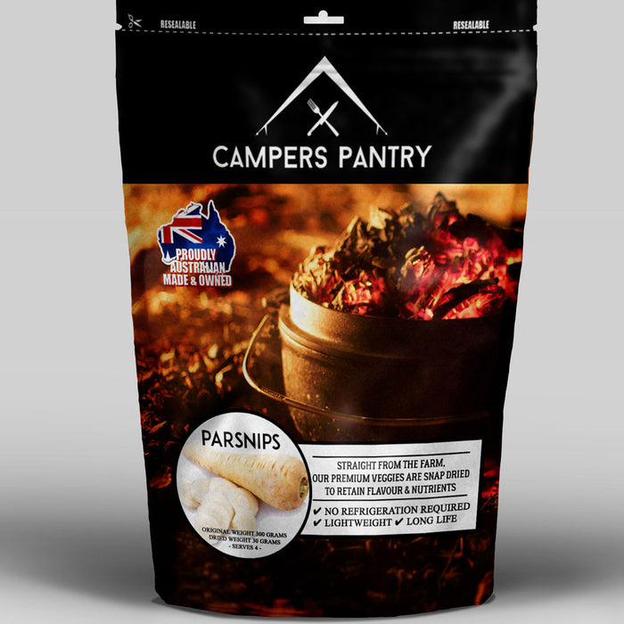Campers Pantry Parsnips 30gm