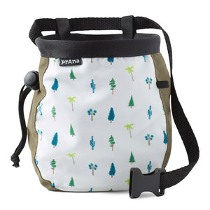 PRANA GRAPHIC CHALK BAG