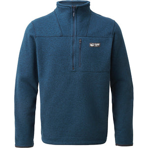 RAB QUEST MEN'S PULL-ON ZIP TOP