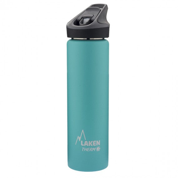 LAKEN STAINLESS STEEL THERMO BOTTLE FLIP TOP 750ML