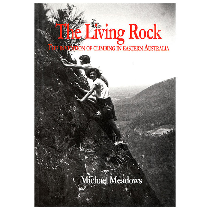 THE LIVING ROCK - MICHAEL MEADOWS