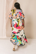 Load image into Gallery viewer, Print Midi Dress