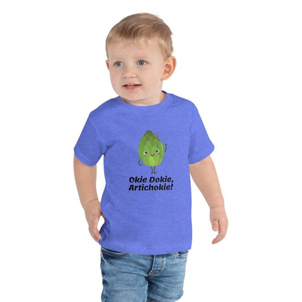 Okie Dokie Toddler Short Sleeve Tee - Earth Rebirth
