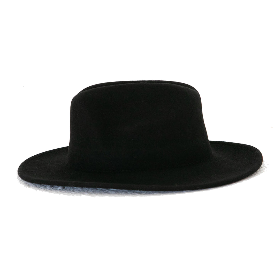 Indiana Fedora | Black