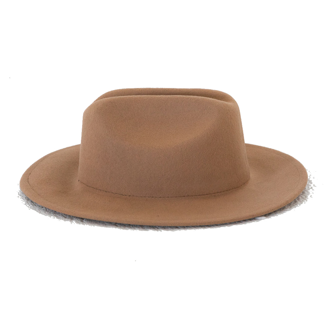 Indiana Fedora | Tan