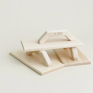 Wooden Construction Toy Float