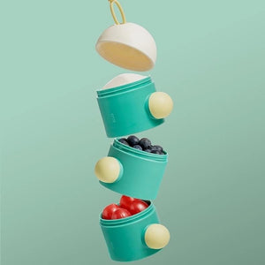 Tiered Snack Container
