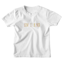 Load image into Gallery viewer, Love Is Kind Tee