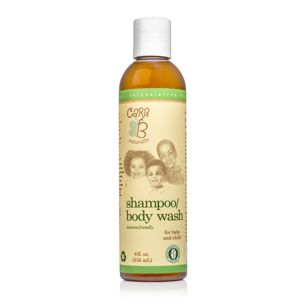 Natural Baby Shampoo & Body Wash in One