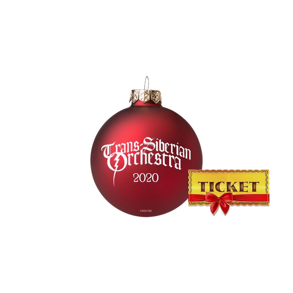 Stream Access Gift Ticket + Ornament