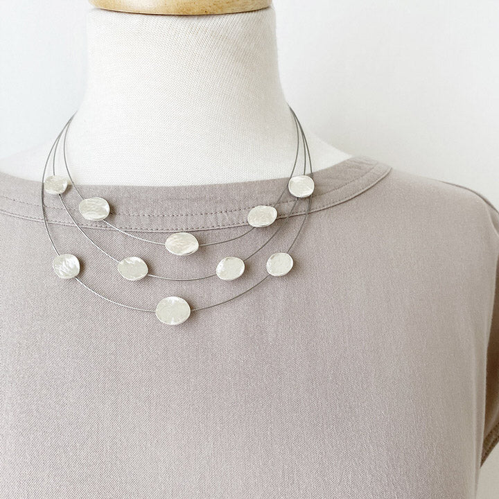 COLLIER.NECKLACE 1044-SLV