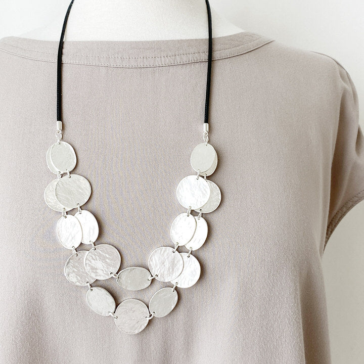 COLLIER.NECKLACE 1293-SLV