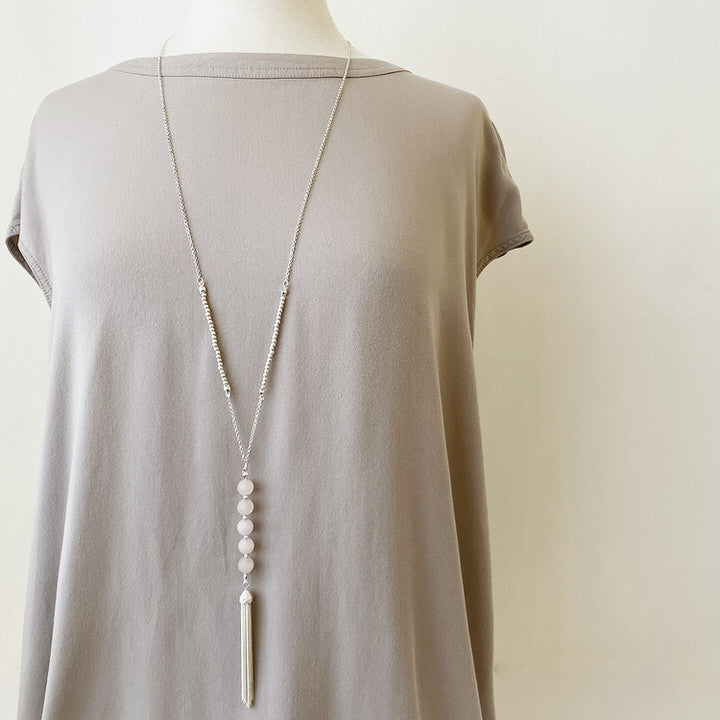 COLLIER.NECKLACE 1333-PNK-S