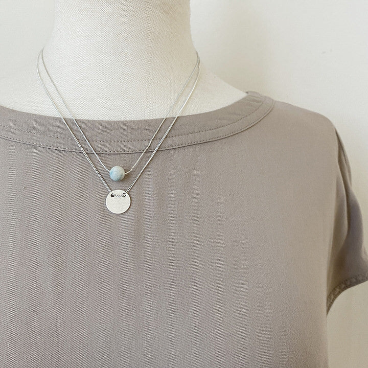 COLLIER.NECKLACE 1343-TRQ-S
