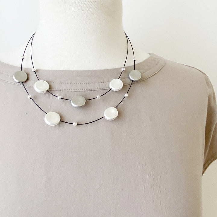 COLLIER.NECKLACE 1347-SLV