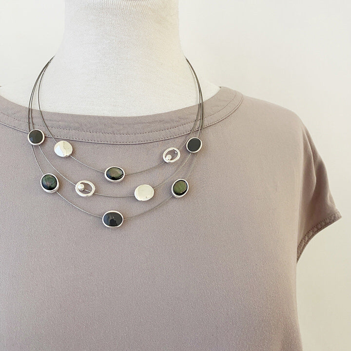 COLLIER.NECKLACE 1365-OVL