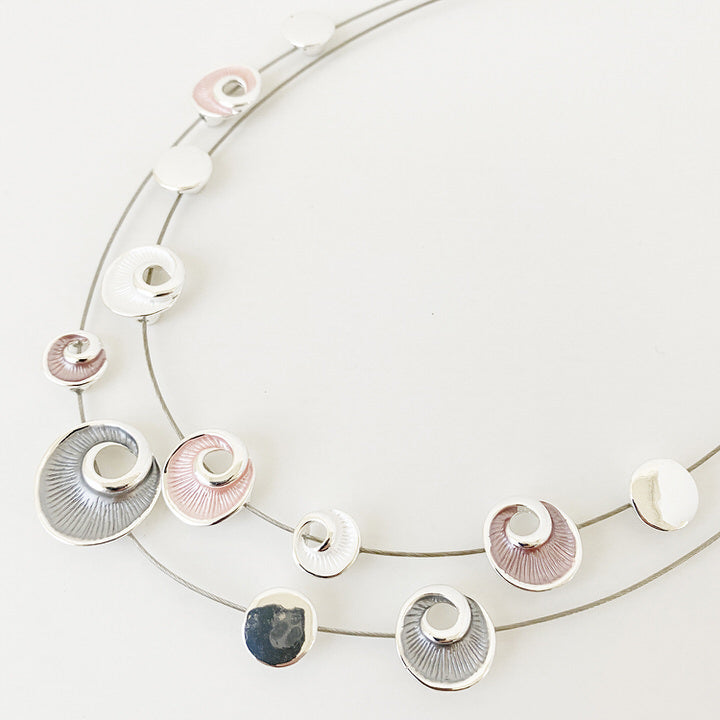 COLLIER.NECKLACE 1380-MEL