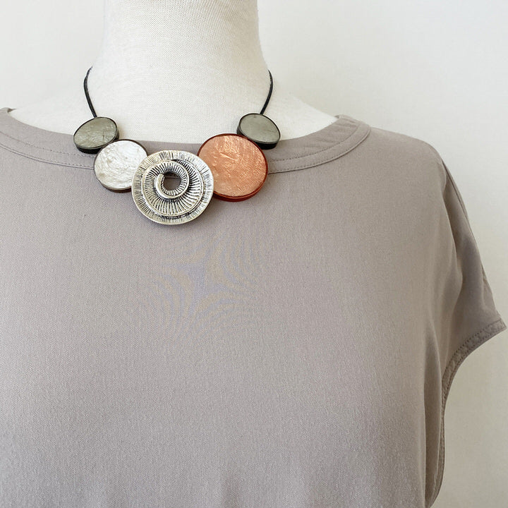 COLLIER.NECKLACE 1400-COR