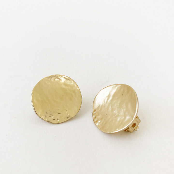 BOUCLES D'OREILLES.EARRINGS 2230-GLD