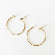 TÉLÉCHARGER.LOAD, BOUCLES D'OREILLES.EARRINGS 2332-GLD-S