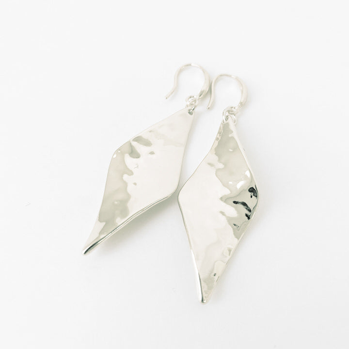 BOUCLES D'OREILLES.EARRINGS 2374-SLV