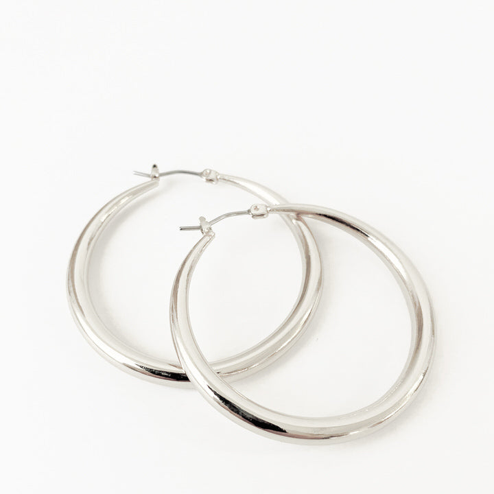 BOUCLES D'OREILLES.EARRINGS 2421-SLV-S