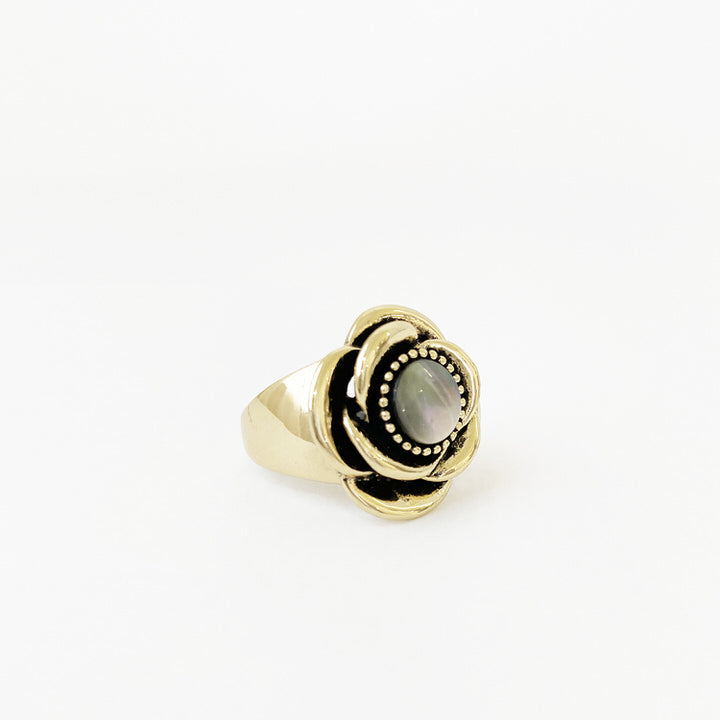 BAGUE.RING 4009-GLD