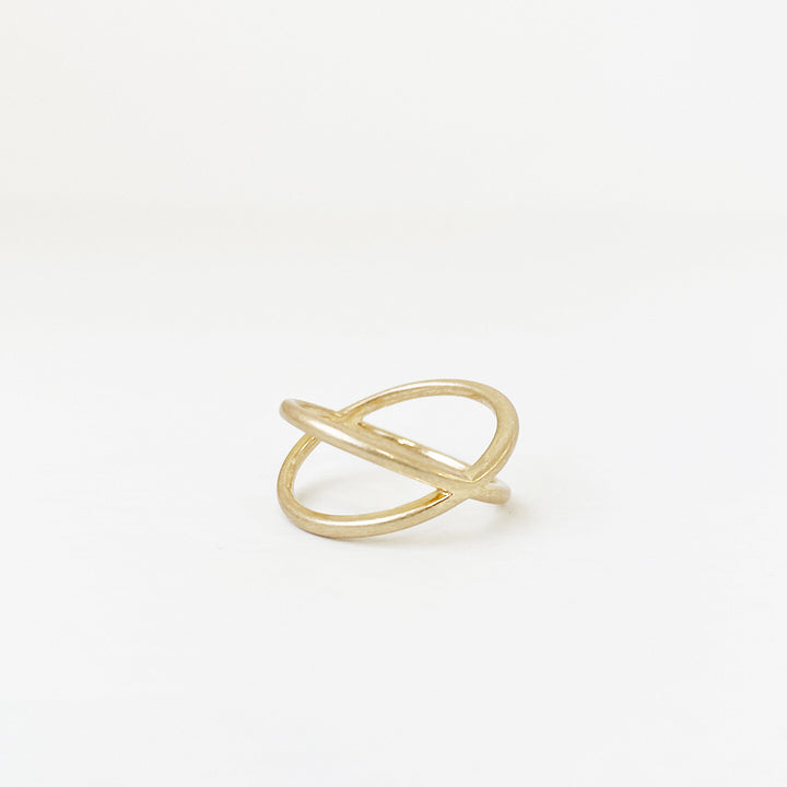BAGUE.RING 4038-GLD-M