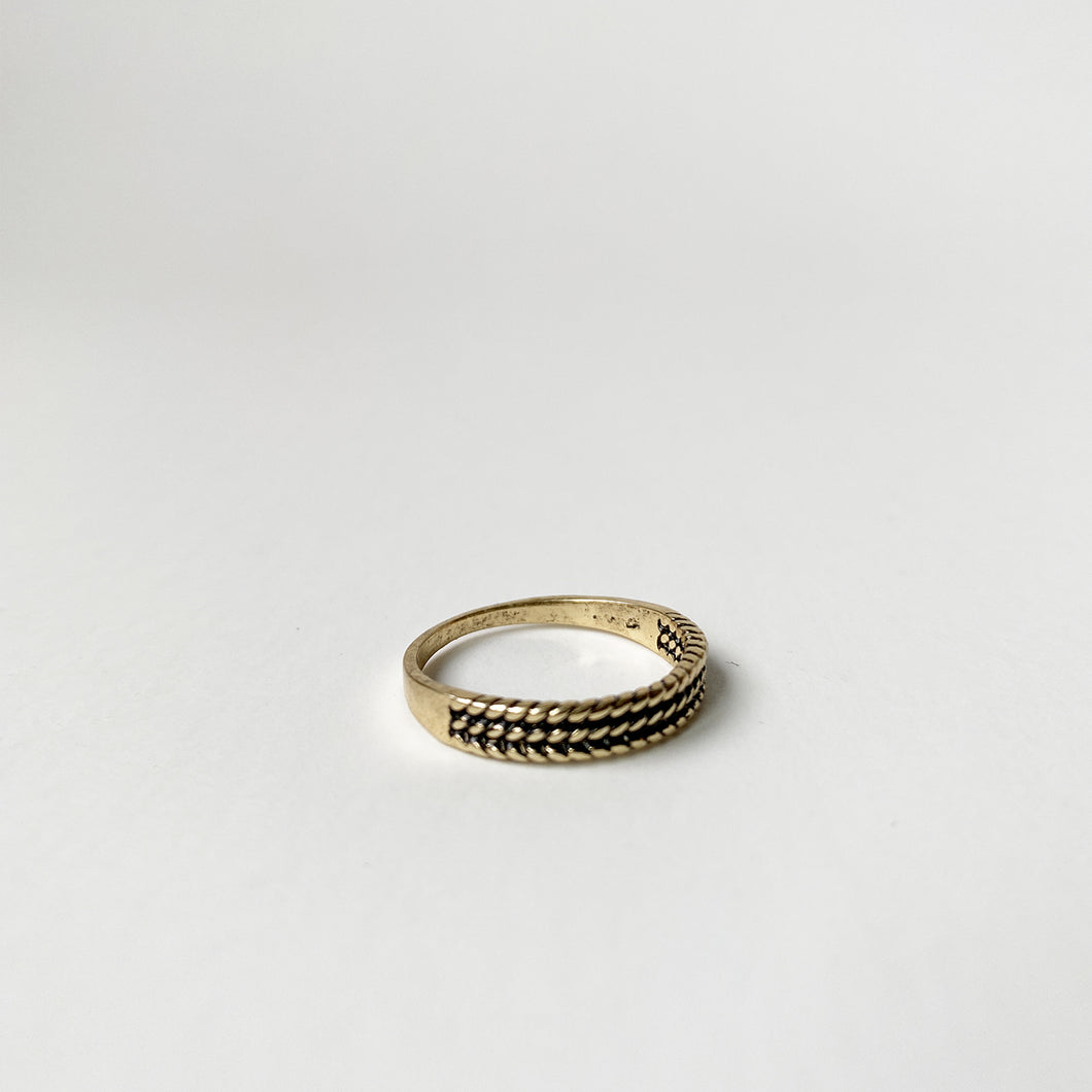 BAGUE.RING 4120-GLD