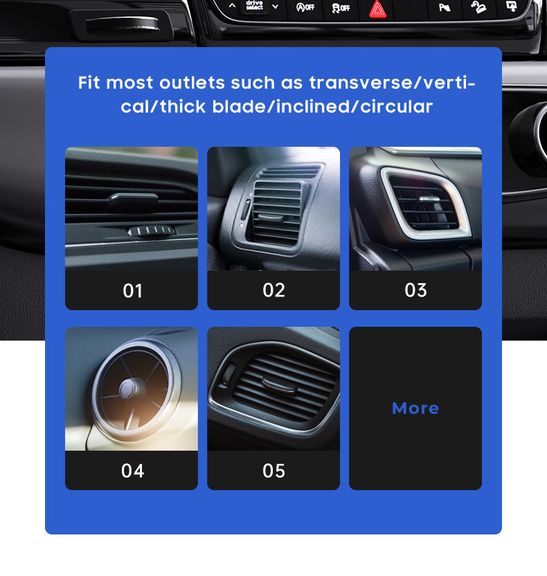 Air Vent Cell Phone Holder for Car