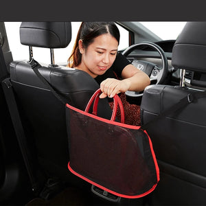 Car Net Pocket Handbag Holder | Better Bits 'n' Bobs