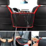 Load image into Gallery viewer, Car Net Pocket Handbag Holder | Better Bits 'n' Bobs