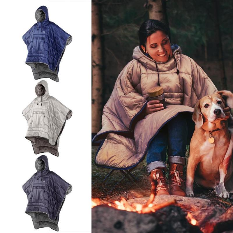 Sleeping Bag Hoodie Poncho | Better Bits 'n' Bobs