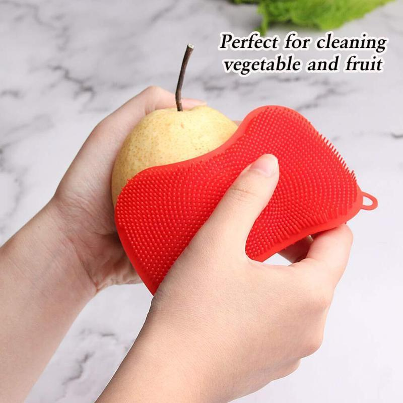 4 PC Antibacterial Cleaning Sponges | Better Bits 'n' Bobs