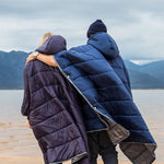 Load image into Gallery viewer, Sleeping Bag Hoodie Poncho | Better Bits 'n' Bobs