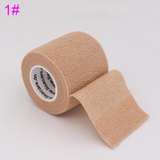Colorful Sport Self Adhesive Elastic Bandage Wrap Tape 4.5m Elastoplast | Better Bits 'n' Bobs