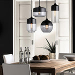 Load image into Gallery viewer, Nordic Modern Loft hanging Glass Pendant Lamp Fixtures | Better Bits 'n' Bobs