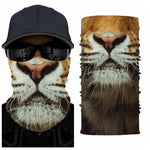 Load image into Gallery viewer, Windproof Outdoor Sports Bandana Washable Sunscreen Scarf Multi-Functional Magic Seamless Mask Fashion Mouth Face Mask | Better Bits 'n' Bobs