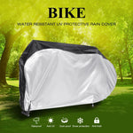 Load image into Gallery viewer, Nylon Waterproof Dustproof UV Protective Bicycle Cover 190T | Better Bits 'n' Bobs