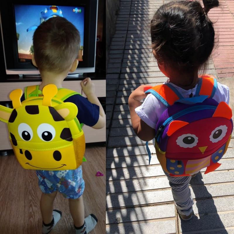 3D Animal Children's Backpack | Better Bits 'n' Bobs
