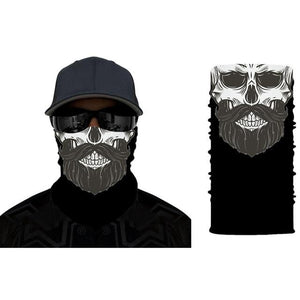 Windproof Outdoor Sports Bandana Washable Sunscreen Scarf Multi-Functional Magic Seamless Mask Fashion Mouth Face Mask | Better Bits 'n' Bobs