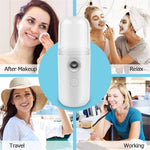 Load image into Gallery viewer, USB Rechargeable Air Humidifier 30ml Handheld Diffuser Nano Mist Maker | Better Bits 'n' Bobs