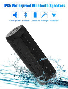 Wireless Waterproof Portable Bluetooth Speaker | Better Bits 'n' Bobs