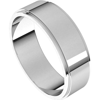 6mm Flat Edge Band