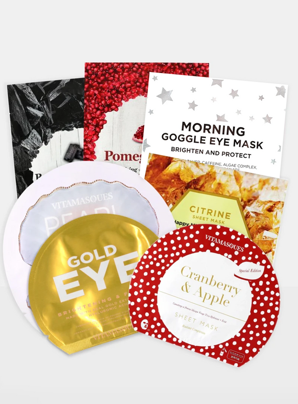 Vitamasques 7-Day Mask Pack