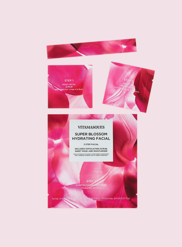 Super Blossom Hydrating Facial